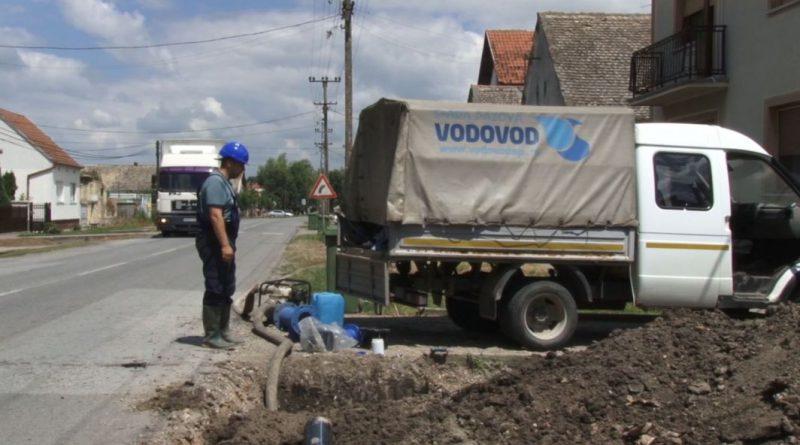 Odobrena sredstva za vodovodnu mrežu u Vojki